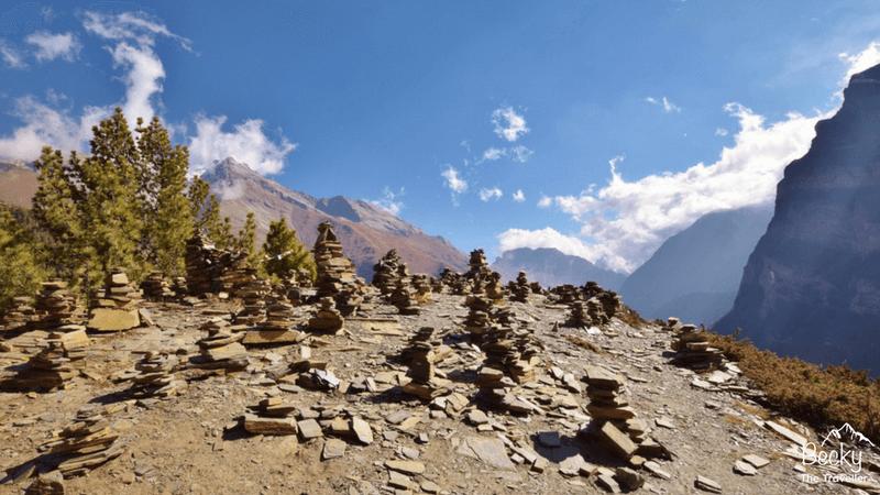 Trekking the Annapurna Circuit in Nepal