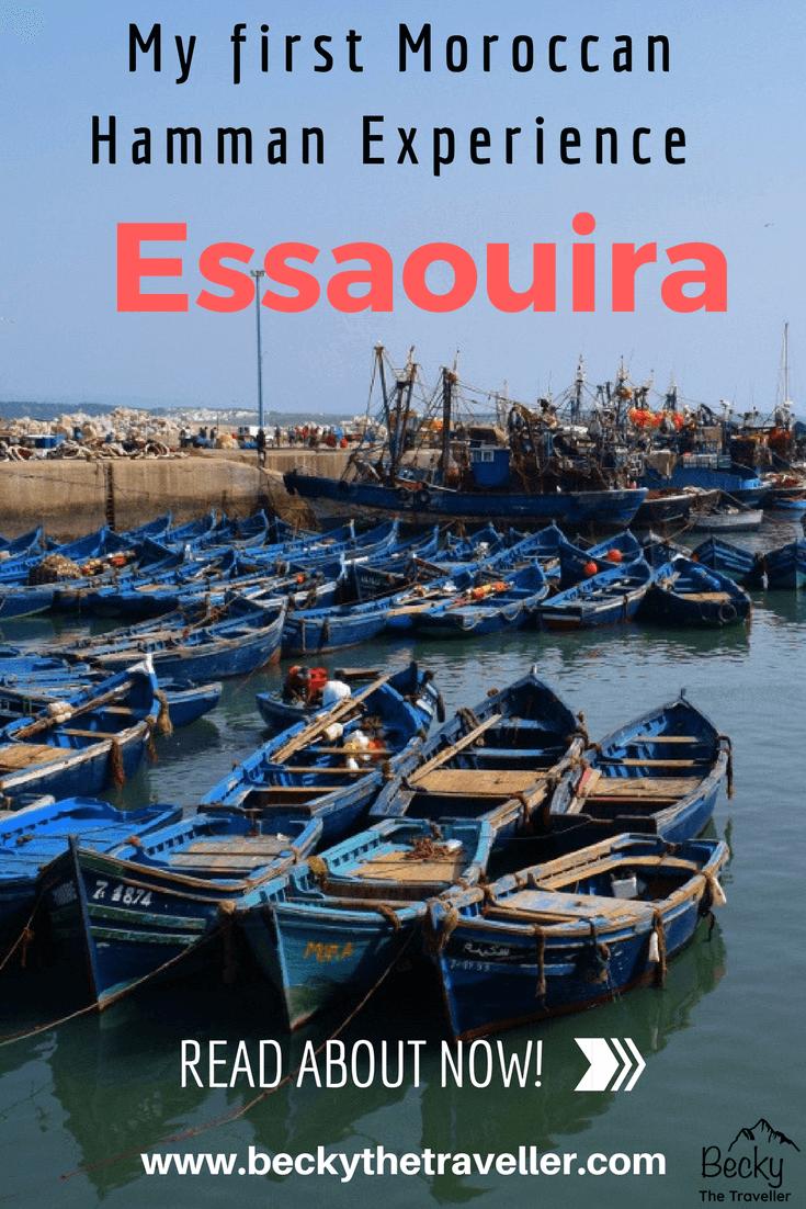 First Moroccan Hamman Essaouira