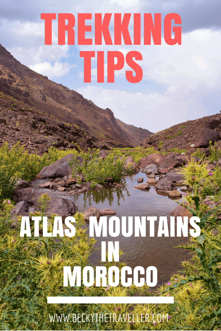 Trekking Atlas Mountains - Mt Toubkal - Trekking the Atlas Mountains in Morocco and summitting the highest mountain in North Africa Mount Toubkal. Includes tips for trekking and high altitude.