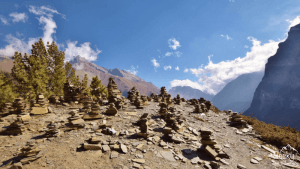 Annapurna Trek, Nepal - High altitude hikes - preventing altitude sickness