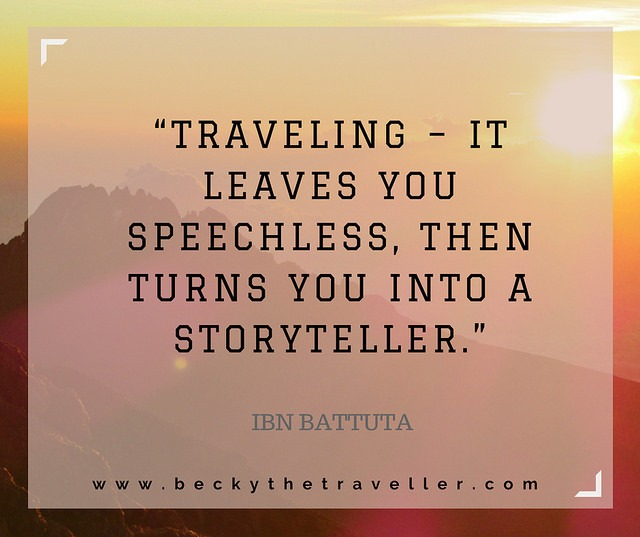 Awesome travel quotes - Inspirational travel quotes