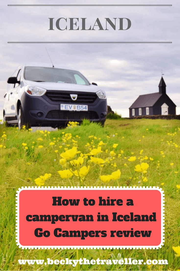 Hiring a campervan in Iceland – Go Campers Iceland review