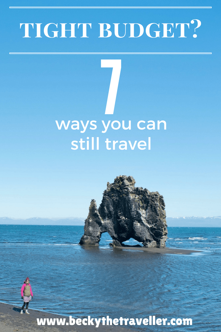 Do you love travelling but find it difficult on a tight budget? Check out these ideas for how you can still travel the world on a low budget. Travel Tips | Budget travel