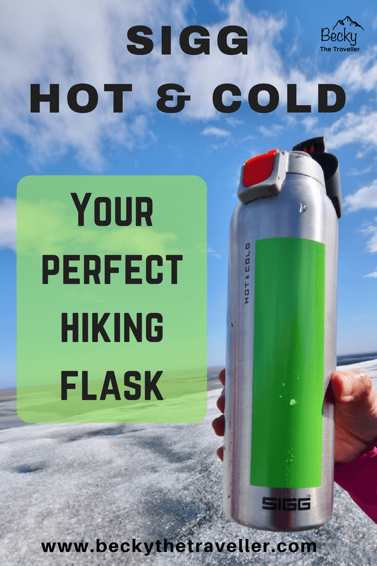 Sigg Hot and Cold flask by Sigg UK