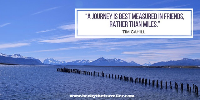 Travel quotes - Chile photo