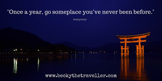 Travel quotes - Japan