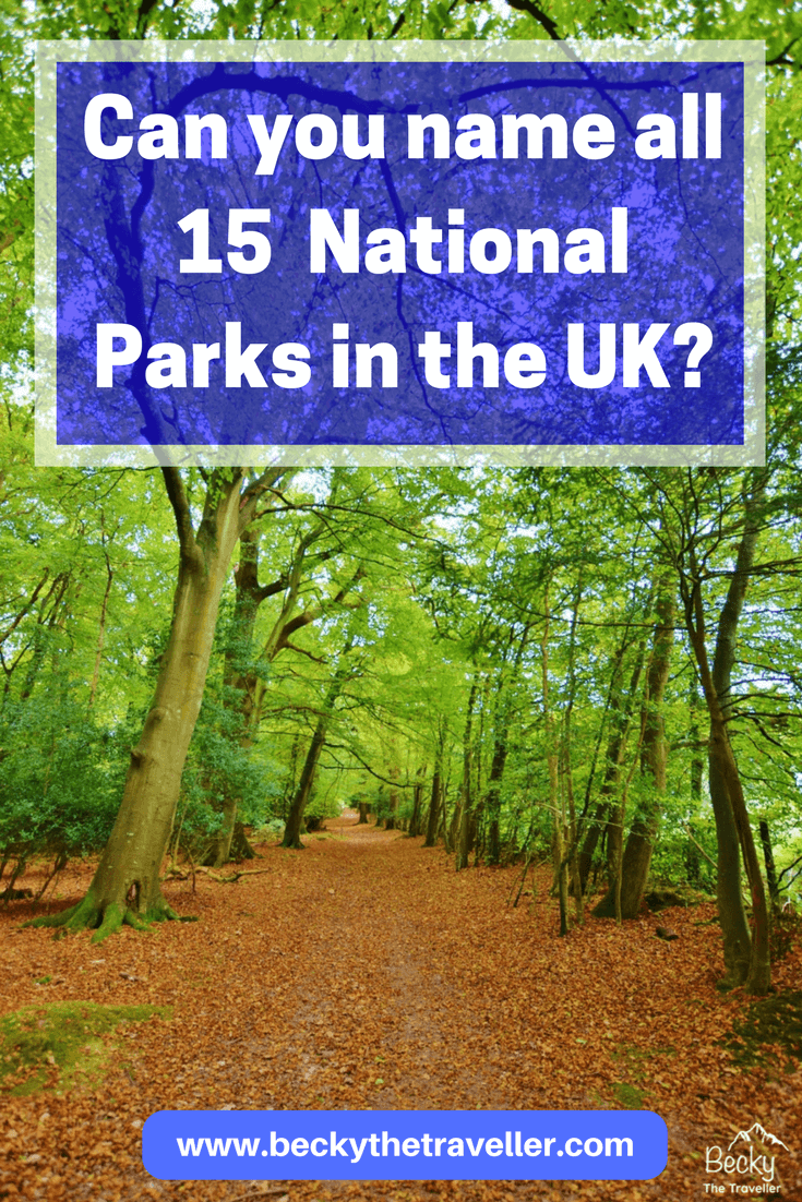 After driving around the UK visiting all the National Parks. I'm putting the challenge can you name all the National Parks in the United Kingdom. There are 15 in total 10 in England, 3 in Wales and 2 in Scotland. Includes some of the landscape photography taken on my trip.
