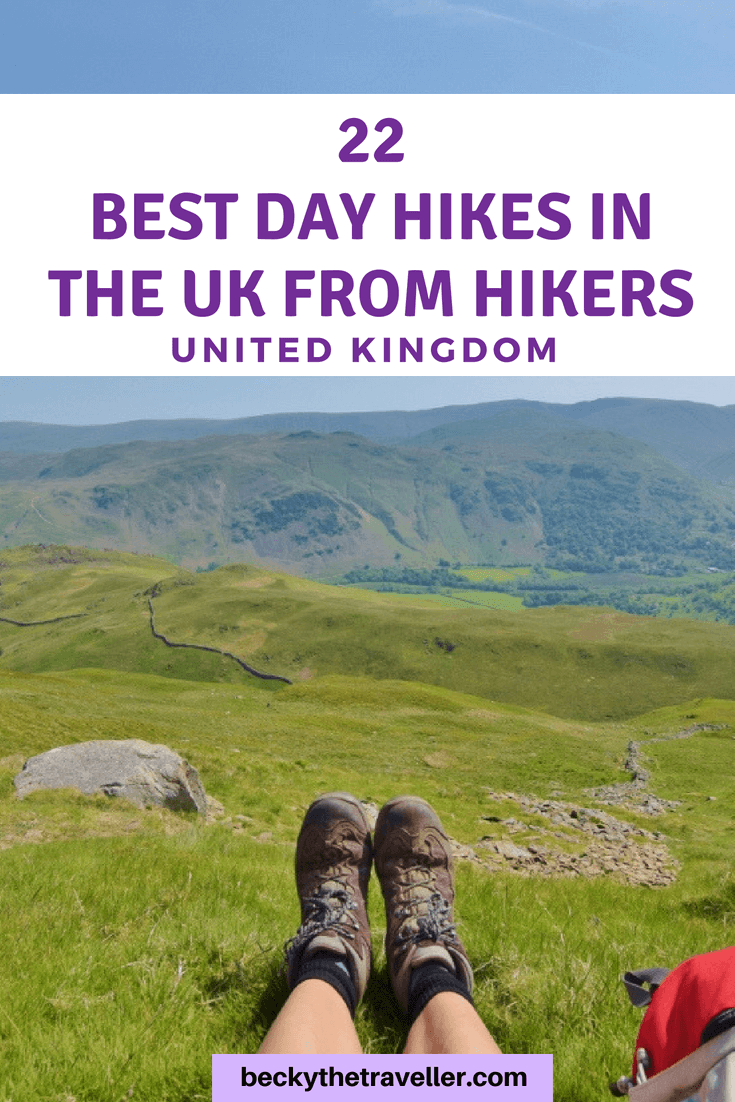 Hiking UK - Best hiking trails in the UK