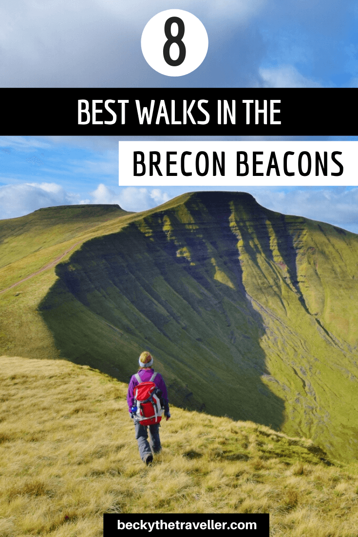 Brecon Beacons best walks - Pen y Fan