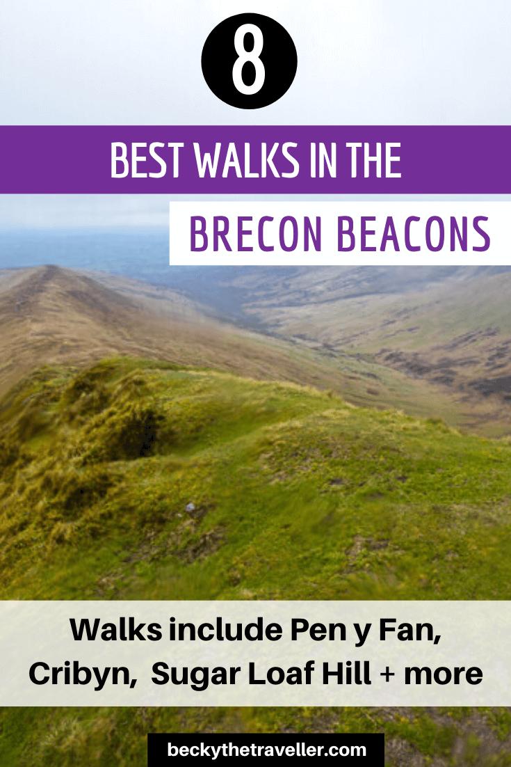 Brecon Beacons best walks - Fan y Big