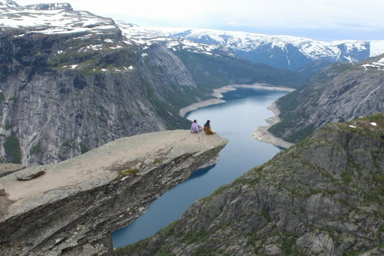 Norway - best places to hike in the world