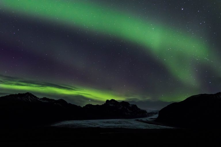 Best place to see the Northern Lights in Snaefellsnes Peninsula, Iceland