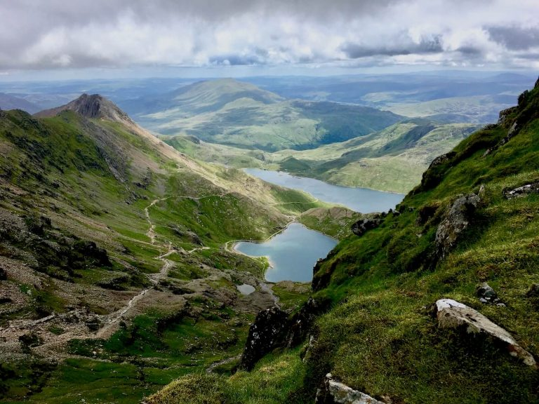 Hiking UK - a day hike in the UK