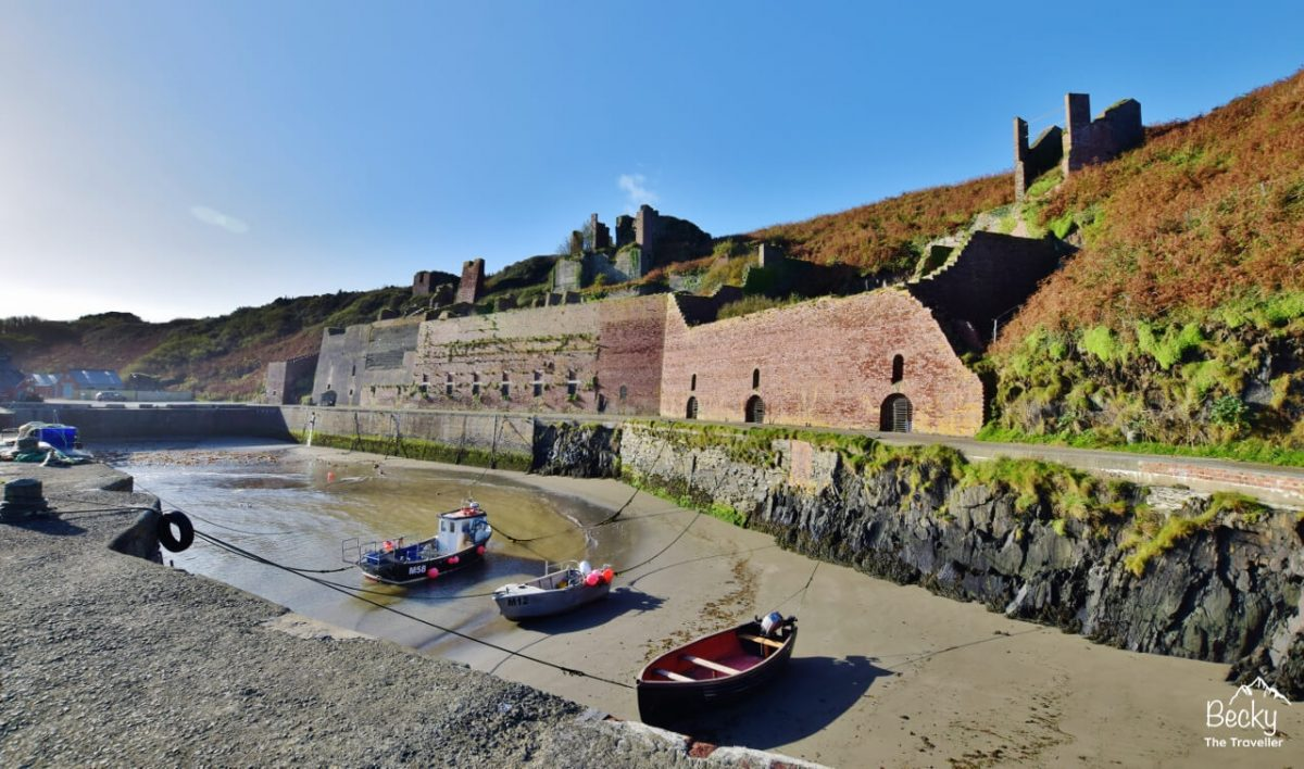 Thing to do - visit Porthgain in Pembrokeshire Coast National Park