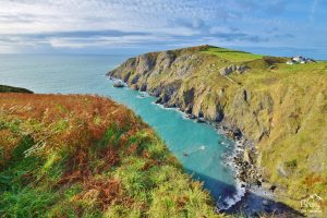 Pembrokeshire Coast National Park, Wales
