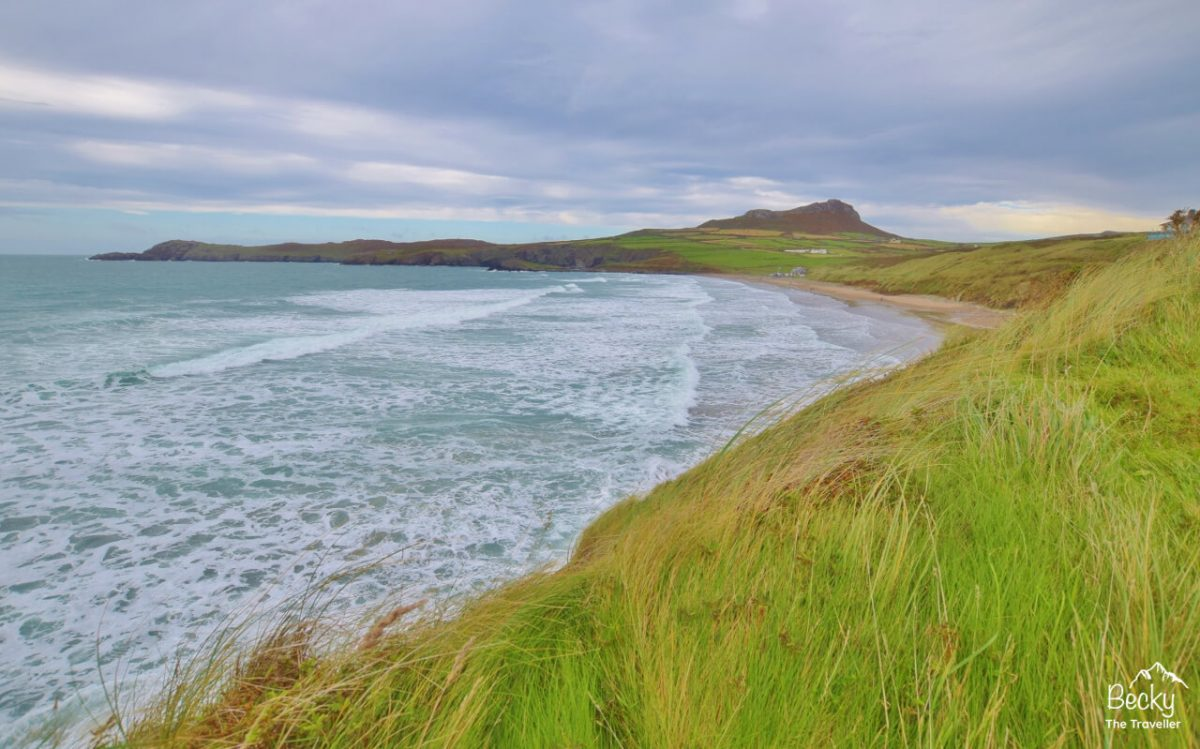 Whitesands beach on the Pembrokeshire Coast
