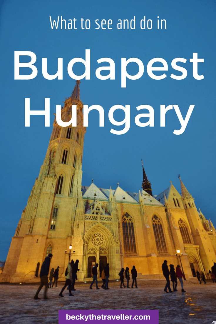 St Matthias Church - Budapest cool things to do and places to visit, plus free attractions