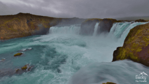 Planning a trip to Iceland - waterfall in Iceland