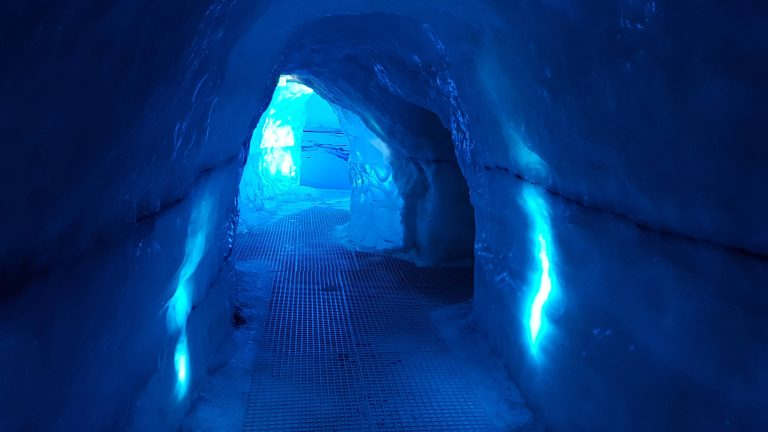 Things to do in Reykjavik - indoor ice cave