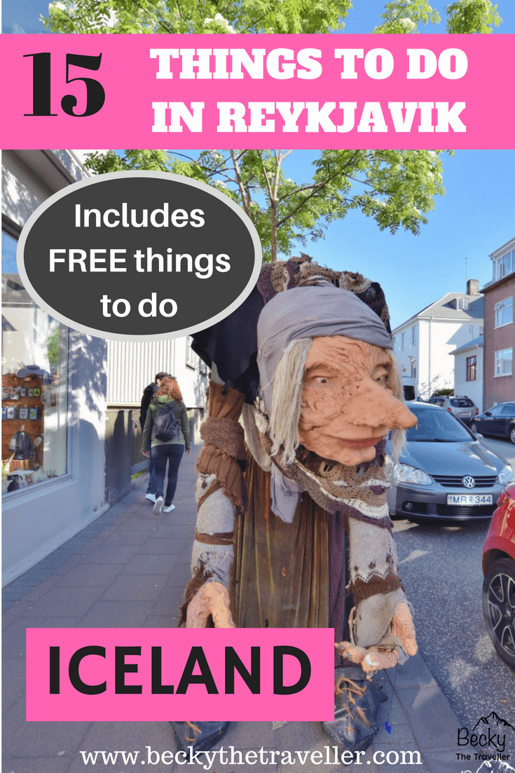 Street of Reykjavik - Free things to do in Reykjavik