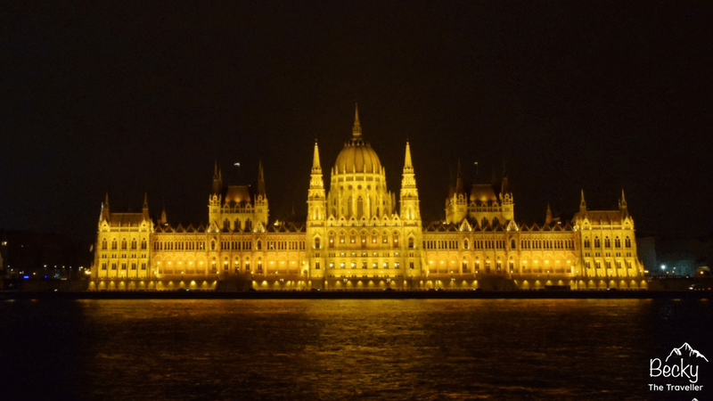 Budapest Houses of Parliament - Budapest places to visit and things to do