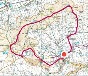 Castleton circular walk via Win Hill, Peak District-2