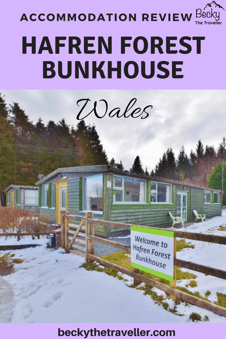 Hafren Forest Bunkhouse, mid-Wales review