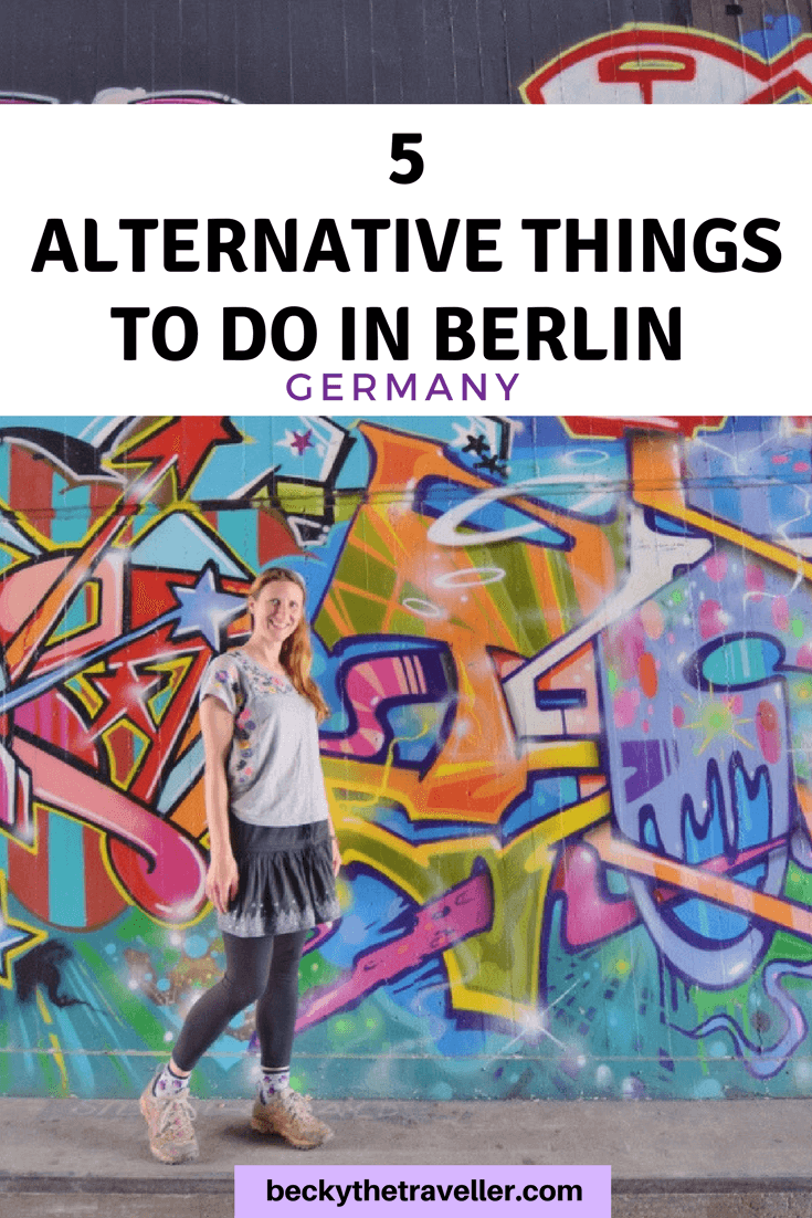 Alternative things to do in Berlin