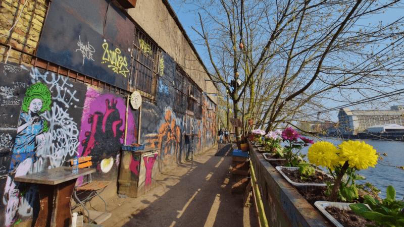 Berlin Alternative walking tour - Alternative things to do in Berlin