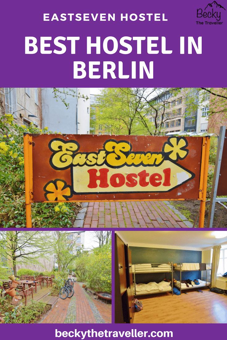 EastSeven Hostel Berlin review