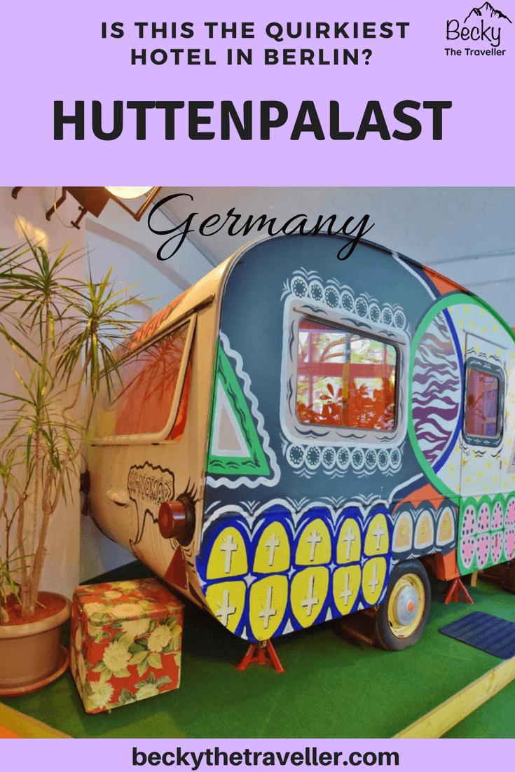 Huttenpalast Hotel Berlin