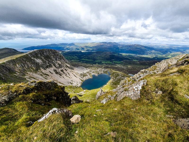 Views from Cadair Idris