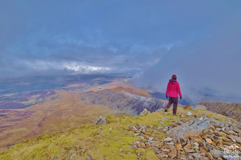 Views from Mynydd Moel