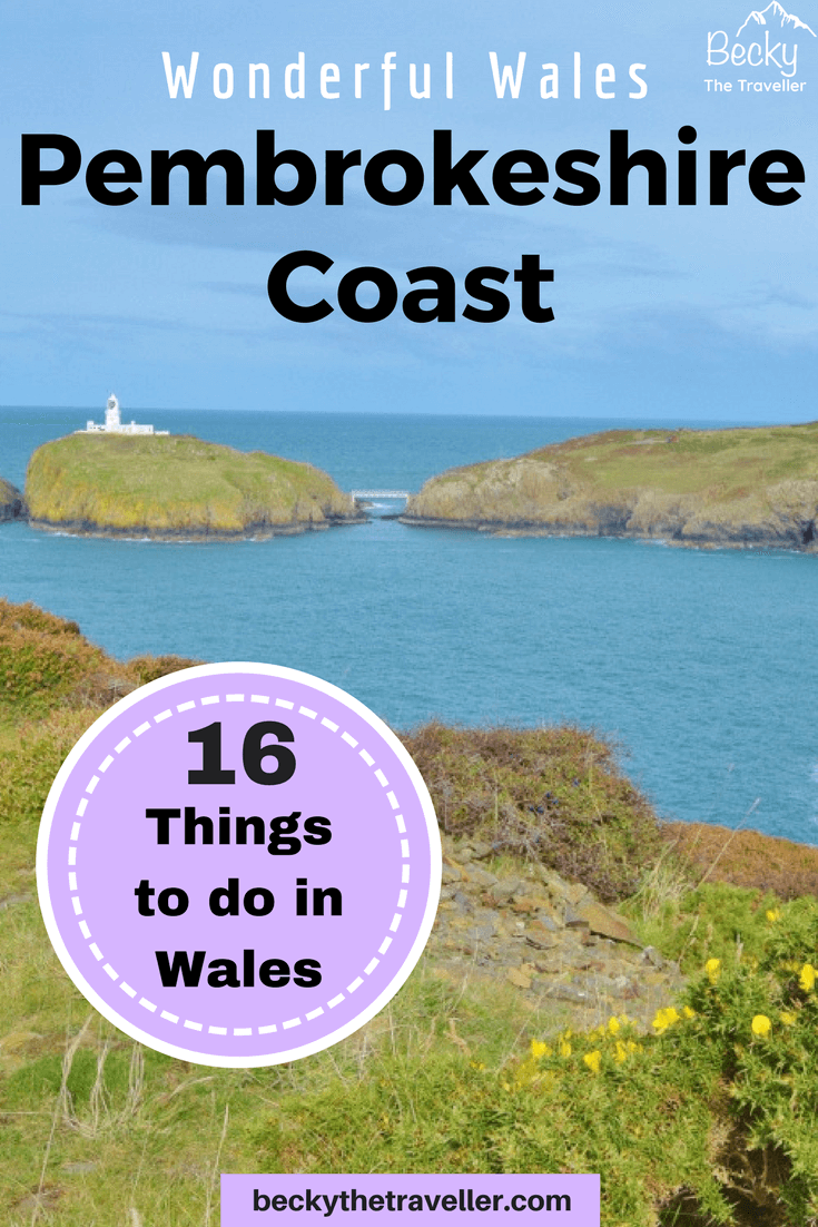 Things to do in Pembrokeshire Coast Wales