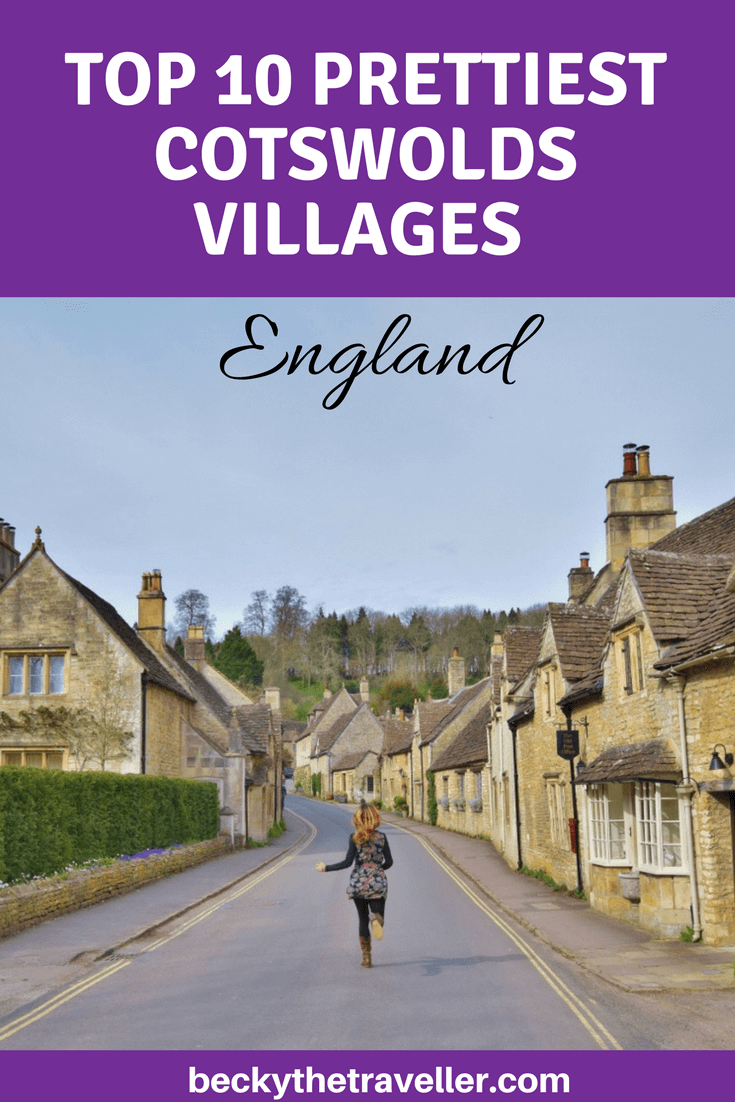 Prettiest villages in the Cotswolds