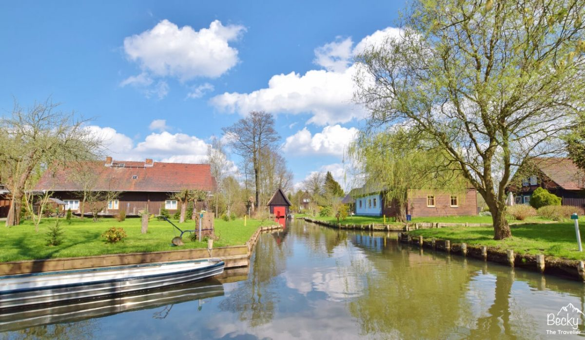Spreewald from Berlin day trip
