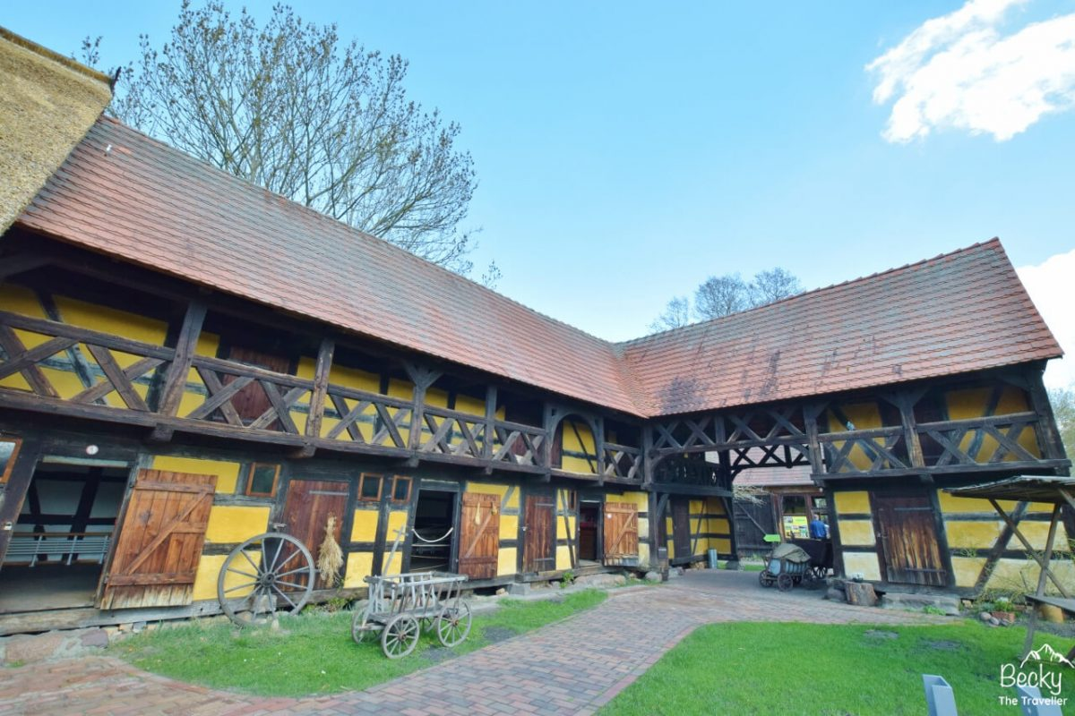 Ledhe open-air museum