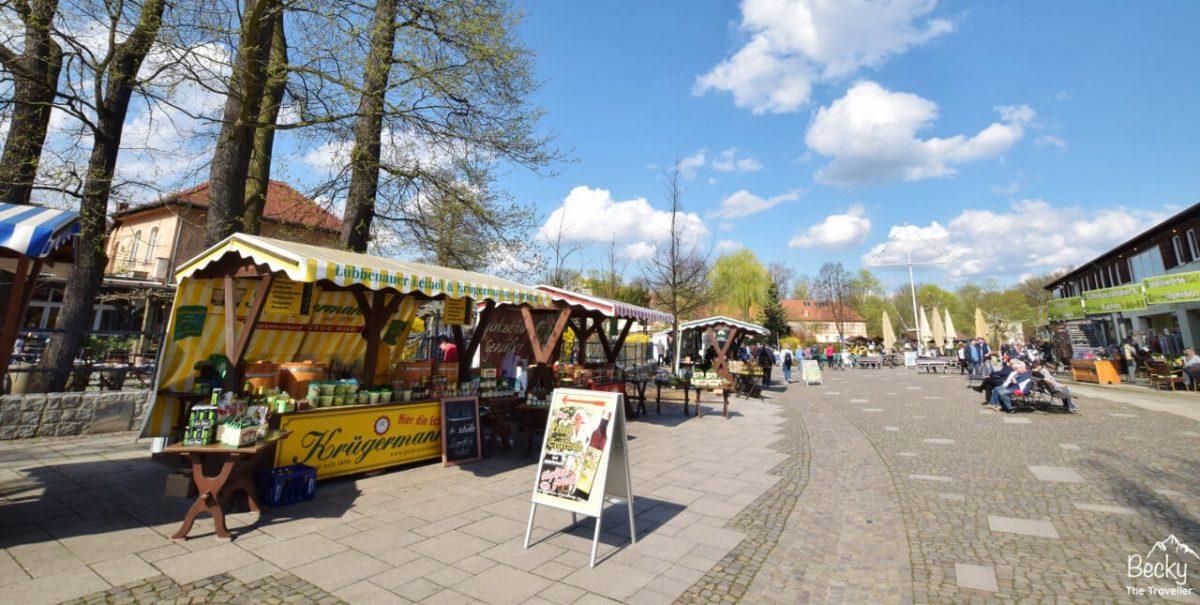 Visit Spreewald Market