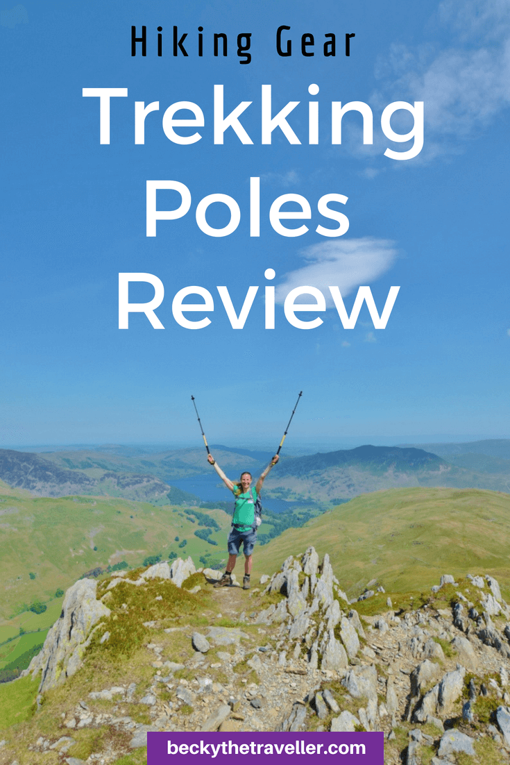 Montem trekking pole review