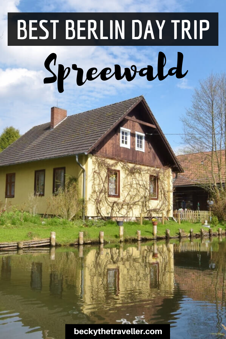 Spreewald Berlin - day trip from Berlin to Spreewald