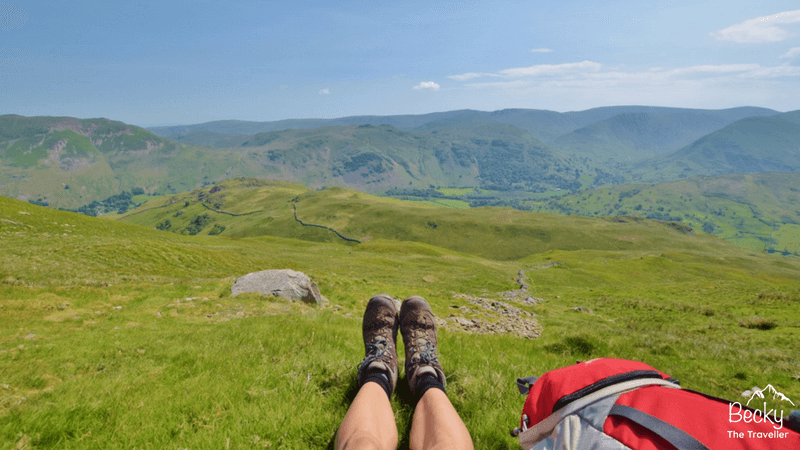 UK Hiking Instagram accounts - Lake District