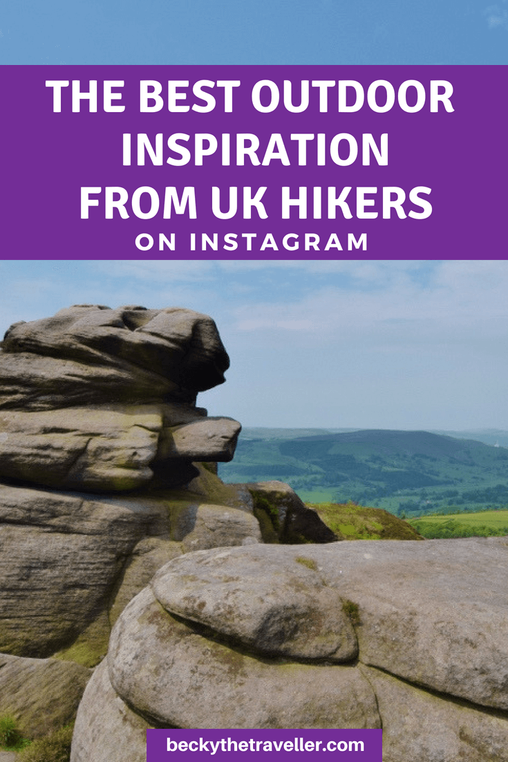 UK hikers - Instagram accounts to follow