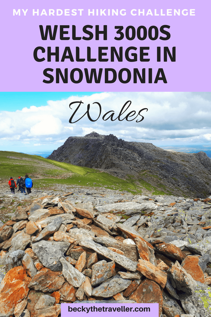 Welsh 3000s Challenge, Snowdonia, Wales