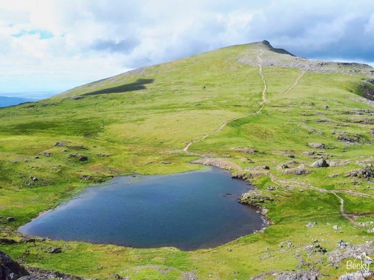 Y Garn - Welsh 3000s challenge - Snowdonia
