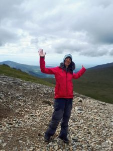 Glyders section - Welsh 3000s challenge - Snowdonia