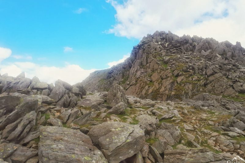 Welsh 3000s challenge - Snowdonia