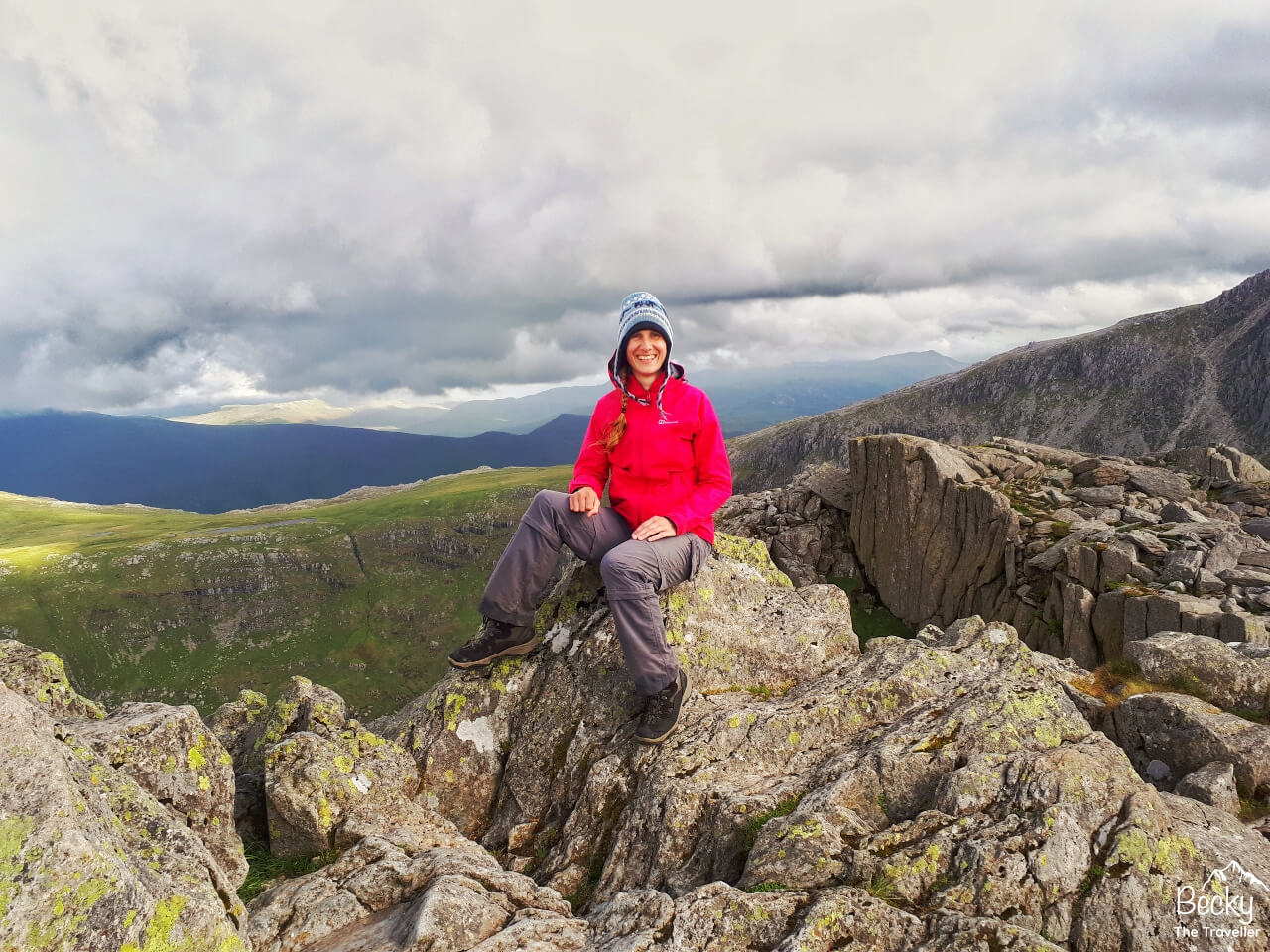 Tryfan mountain - top hikes in the UK
