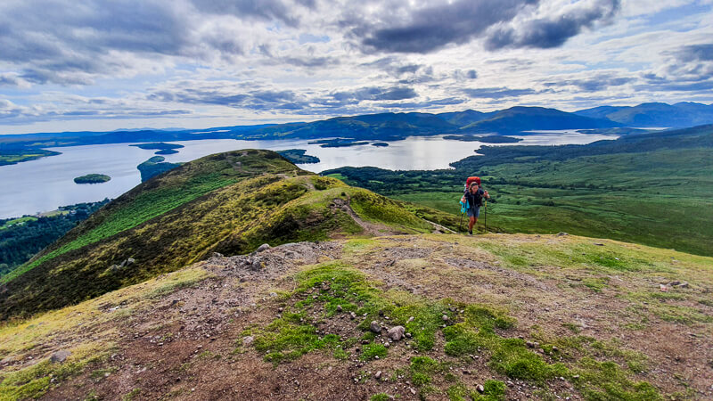 Conic Hill Loch Lomond Trossachs