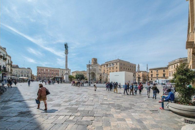 Where to stay in Lecce Puglia
