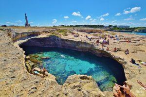 Grotte della Poesia, Roca, Lecce Provence